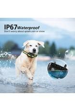 Anti-Blafband – Oplaadbare – Pieptoon - Trillingen Hond Geen blaftrainingshalsband voor kleine middelgrote grote honden