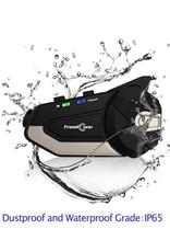 Universele R1 1080P HD Camera Motorfiets Waterdichte Stereo Muziek Draadloos WiFi bluetooth 4.1 HiFi Helm Headset Intercom Interphone