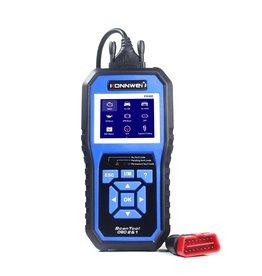KONNWEI KW450 OBD2 Diagnostisch Tool voor VAG Auto 'S VW Audi ABS Airbag Olie ABS EPB DPF SRS TPMS Reset Volledige Systemen scanner