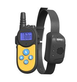 Waterdichte walkietalkie honden halsband - Antiblaf apparaat - opleiden Behendigheidshond Trainingsmateriaal Elektrische halsband