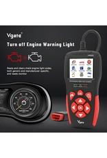 Vgate VR800 Code Reader OBD2 Scanner Auto Scan Gereedschap Automotive OBD 2 Diagnostisch Auto OBD Tool met Russische PK