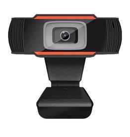 Merkloos 2020 Draaibare HD Webcam PC Mini USB 2.0 Webcamera Video-opname High definitie met 1080P ware kleurenbeelden