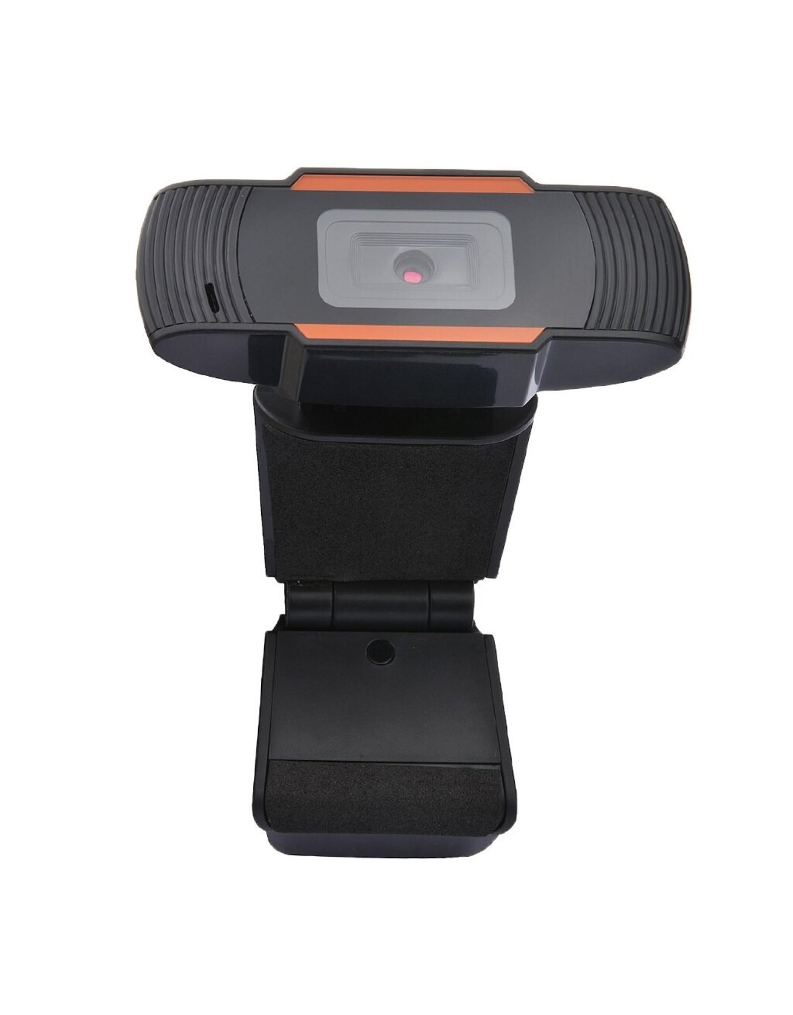 2020 Draaibare HD Webcam PC Mini USB 2.0 Webcamera Video-opname High definitie met 1080P ware kleurenbeelden