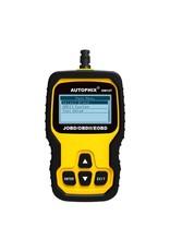 Autophix Om127 OBD2 Scanner Diagnostisch Tool Motor van de auto Foutcodelezer O2 Sensor EVAP-systeemtest