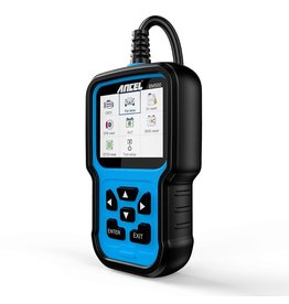 Merkloos Ancel BM500 OBD2 Code Reader Scanner Professionele ODB2 Volledige Systeem Verbeterde DPF BMS EPB TPMS Reset OBD 2 Automotive Scanner