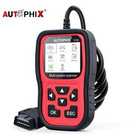 Merkloos Autophix 5150 OBD2 Scanner Volledige System Abs Epb Bms Olie Reset Obd 2 Code Reader Automotive Scanner Auto Diagnostisch