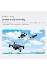 Merkloos XKJ 2020 Nieuwe Mini Drone 4K 1080P HD Camera WiFi Fpv Luchtdruk Hoogte Hold Zwart En Grijs opvouwbare Quadcopter RC Drone
