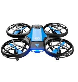 Merkloos V8 Mini Drone 4K 1080P HD Camera WiFi Fpv Luchtdruk Houd Hoogte Zwart Quadcopter RC Drone