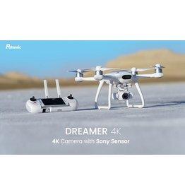 Merkloos Professionele Dromer Drone met 4K HD FPV Camera Helikopter Borstelloze Motoren GPS Quadcopter WIFI RC Drone Lange vliegtijd