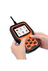 Autophix OM129 Verbeterde Automotive OBD2 Autobatterij Accu Diagnostische Scanner Tool Codelezer