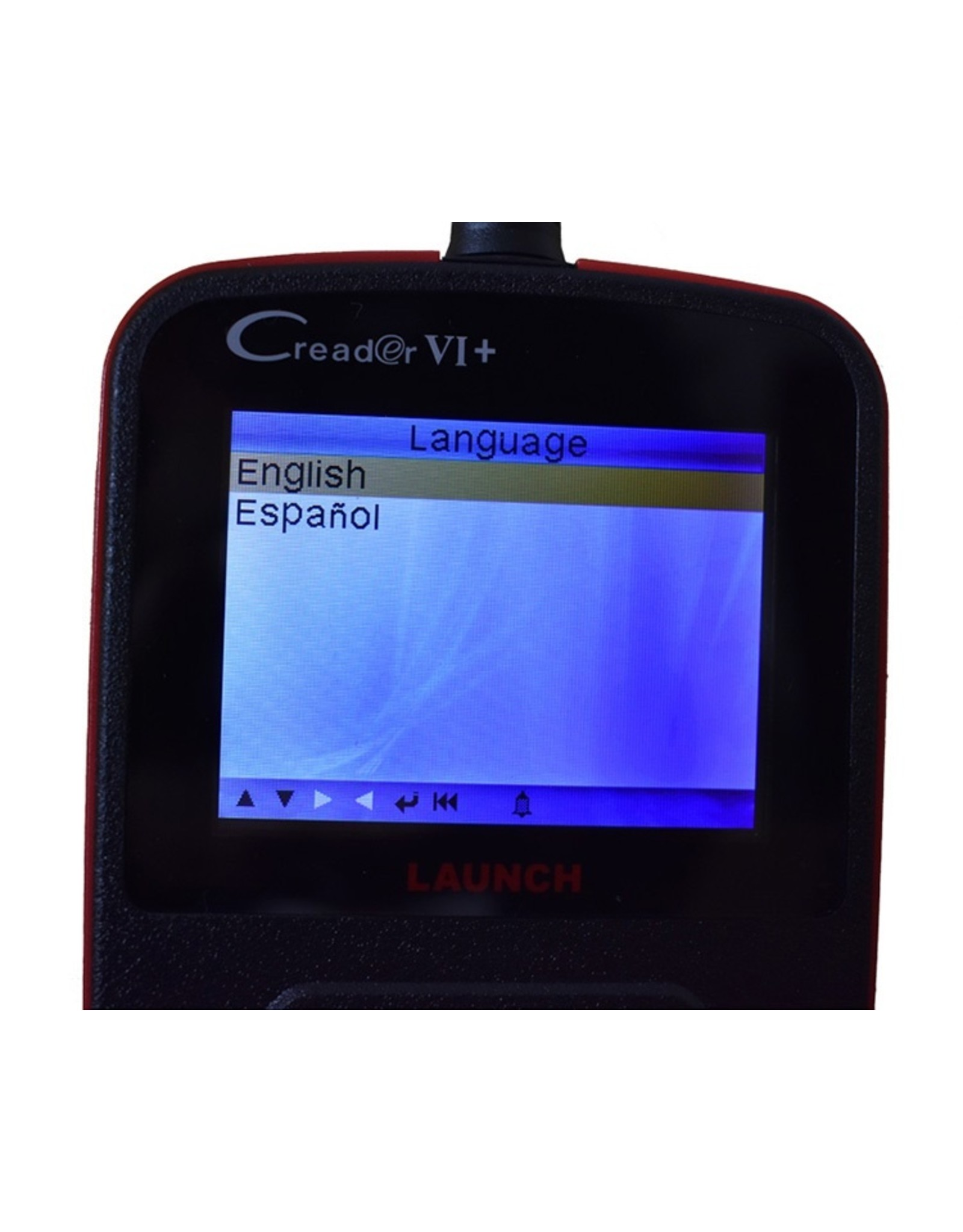 Originele Launch Creader 6 + Code Scanner CReader VI + CReader VI Plus Ondersteuning JOBD OBDII Universele diagnostisch Tool