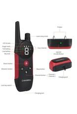 Elektronische hondentrainingshalsband met Schok Trillingen Geluid - Huisdieren Blafhalsband met Afstandsbediening en Oplaadbaar voor alle maten honden met 1000ft bereik