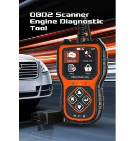 Merkloos ANCEL AS200 OBD2 Scanner Data Stream Automotive Gereedschap Code Reader Auto Scanner Motor Check Auto Scanner Professionele OBD 2 Auto Diagnostiek