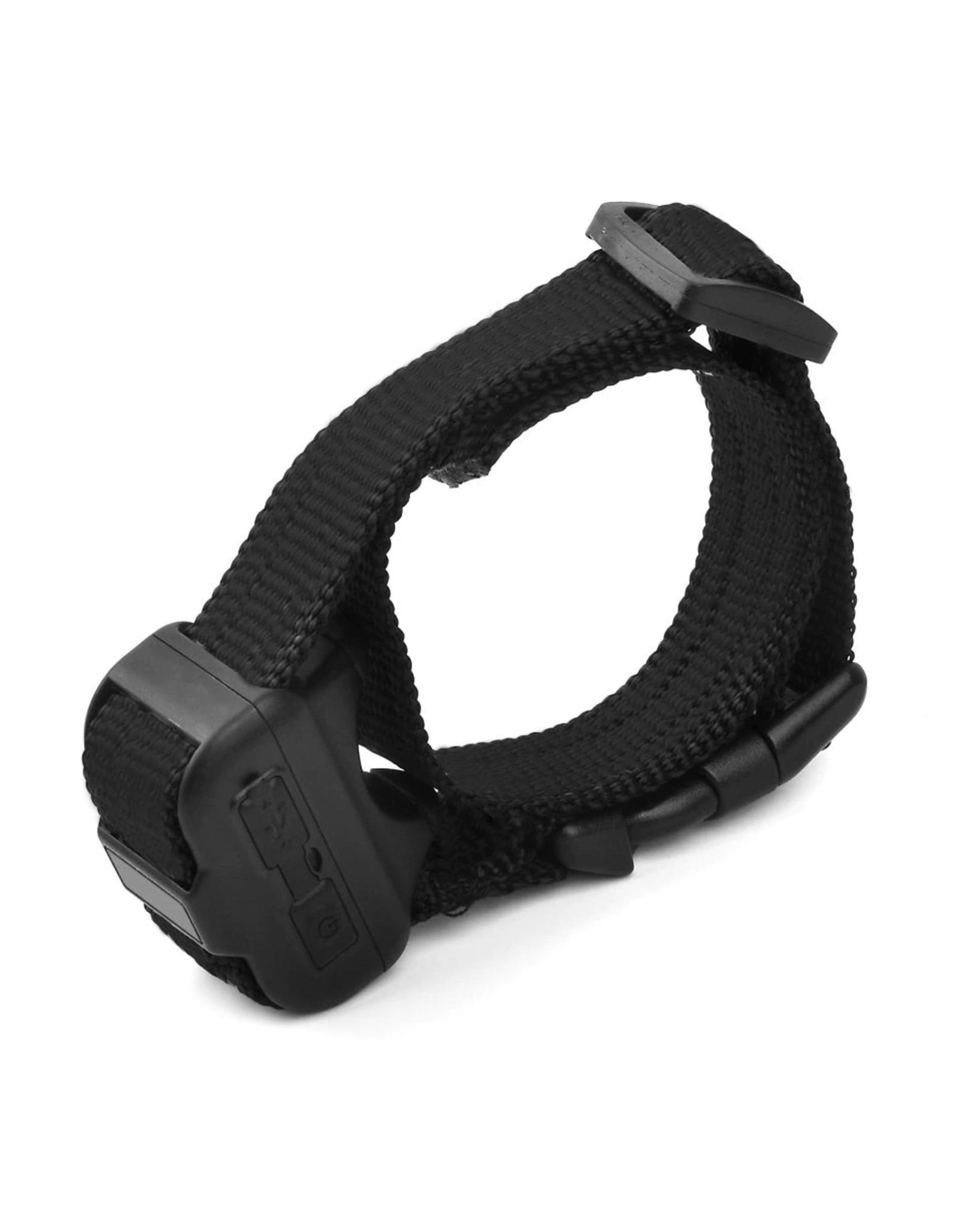 Kleine hond anti blafhalsband - oplaadbare hondentraining elektrische halsband - geen blafcontrole voor puppy hond met schokmodus