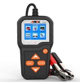 Merkloos ANCEL BA301 Batterij Tester 6V Motorfiets Tool Zwengelen Test 12V Auto Batterij Analyzer Circuit Auto Batterij Tester Batterijen oplader Automotive Gereedschap