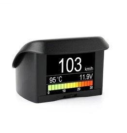 Merkloos Auto Boordcomputer ANCEL A202 Auto Digitale OBD Computer Display Snelheidsmeter Brandstofverbruik meter Temperatuurmeter