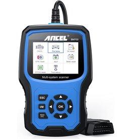 ANCEL BM700 Volledige Systeem OBD2 Automotive Scanner Code Reader Olie Batterij EPB Airbag TPMS Reset Auto Diagnostic Tool voor BMW MINI