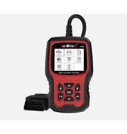Autophix 7150 OBD2-scanner voor Ford Lincoin Mercury Volledige systemen Auto-codelezer Diagnostisch hulpmiddel met motor ABS SRS SAS BMS EPB TPMS KAM Transmissie DPF Regen Oil Reset