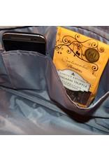 CabinMax Arezzo– Handbagage 14l – Schoudertas - Compact Reistas - Lichtgewicht – Geel