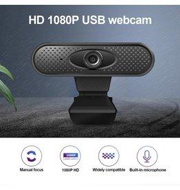 Merkloos Webcam full hd 1080p pc Hoge usb camera web standaard met microfoon microfoon Digitale videowebcamera voor computer webcam 1080p