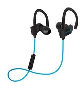 Merkloos Bluetooth In-Ear Draadloze Koptelefoon Oortjes   Hardloop Sport Oordopjes met microfoon