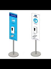 Virupa Hygiëne station compact automatische dispenser - Met eigen logo