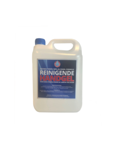 Desinfectie handgel (80% alcohol formule)