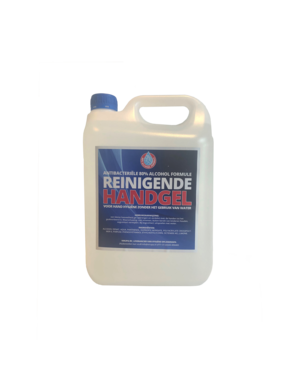 Desinfectie handgel (80% alcohol formule)