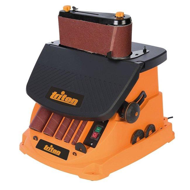 Triton 450 W oscillerende cilinder- en bandschuurmachine TSPST450