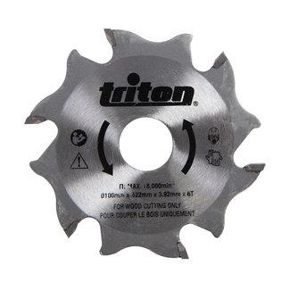 Triton Lamellenfrees zaagblad, 100 mm TBJC vervangend zaagblad