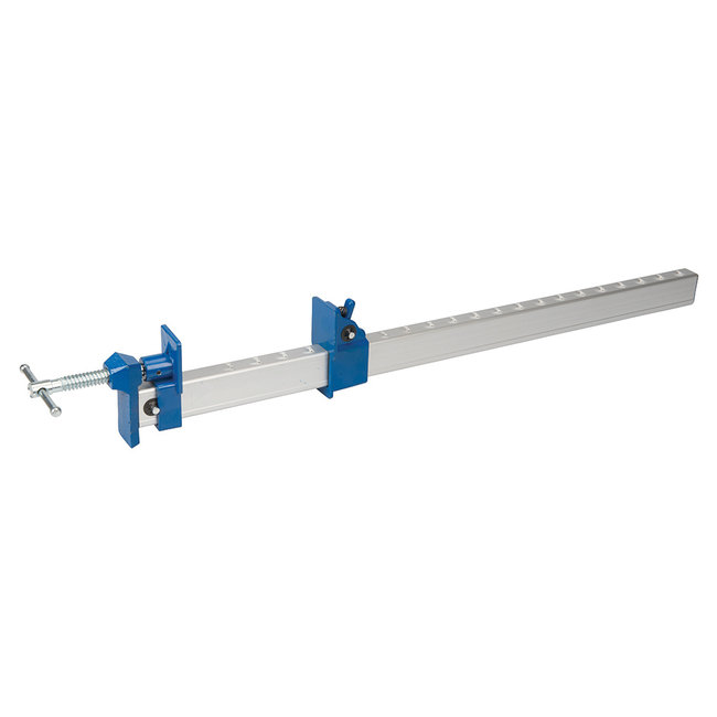 Silverline Aluminium serre joint 600 mm