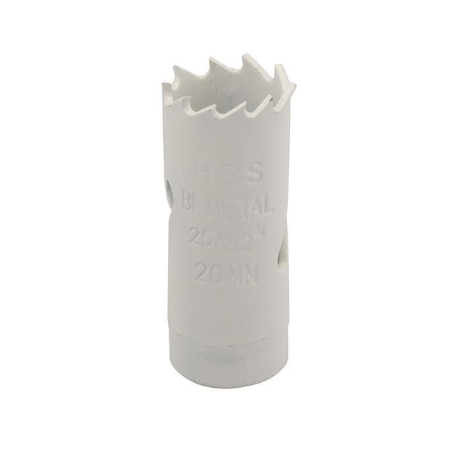 Silverline Bimetalen gatenzaag 20 mm