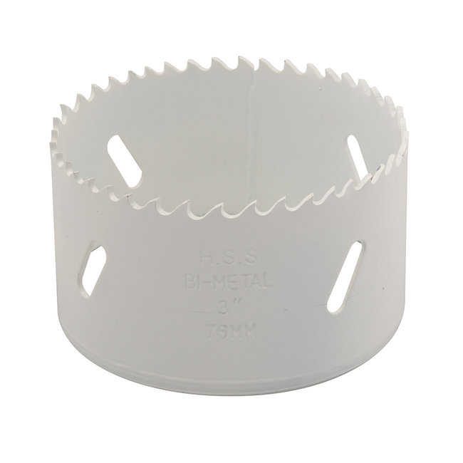 Silverline Bimetalen gatenzaag 76 mm