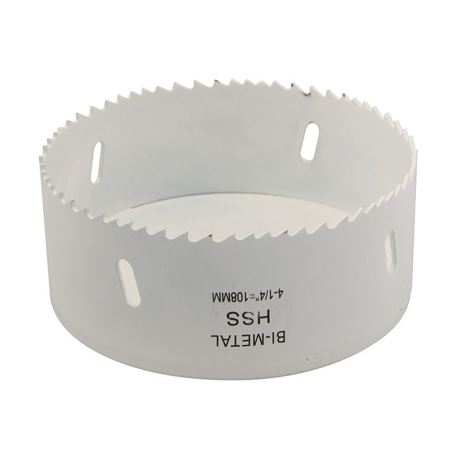 Silverline Bimetalen gatenzaag 108 mm