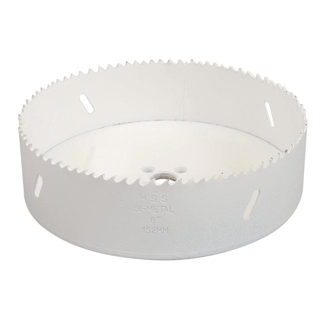 Silverline Bimetalen gatenzaag 152 mm