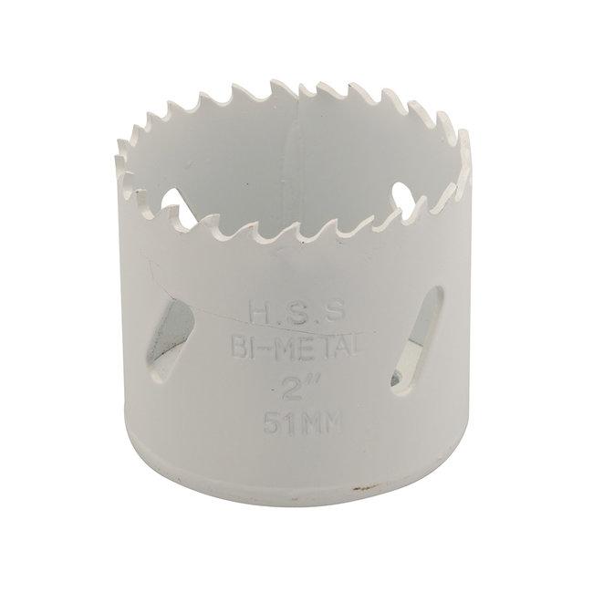 Silverline Bimetalen gatenzaag 51 mm