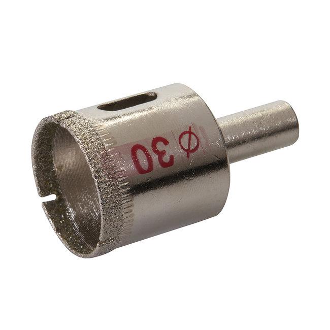 Silverline Diamant gatenzaag 30 mm