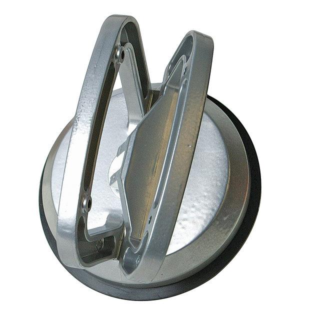 Silverline Aluminium glasdrager 50 kg, enkel