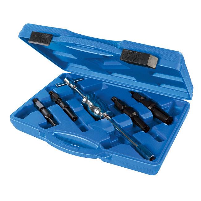 Silverline 5-delige binnenlagertrekkerset 12 - 32 mm