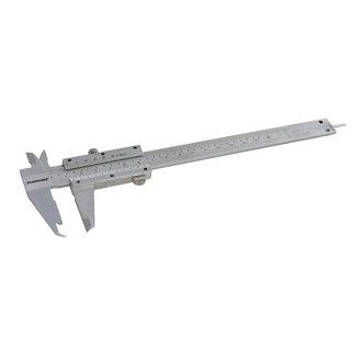 Silverline Schuifmaat 150 mm