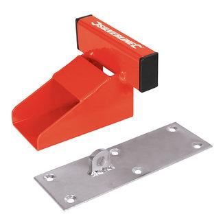 Silverline Heavy-Duty' garagedeur stop 150 mm
