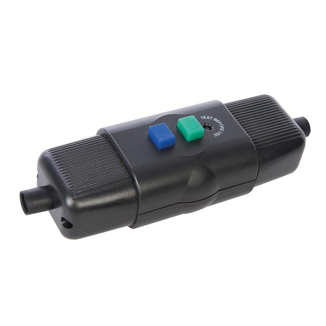 Powermaster 16 A GB aardlekschakelaar plug 230 V~, 50 Hz