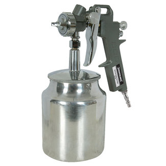 Silverline Aanzuig verfspuit 750 ml