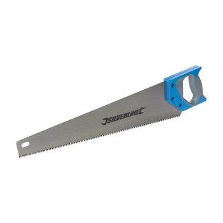 Silverline Tri-cut handzaag 500 mm, 7 tpi