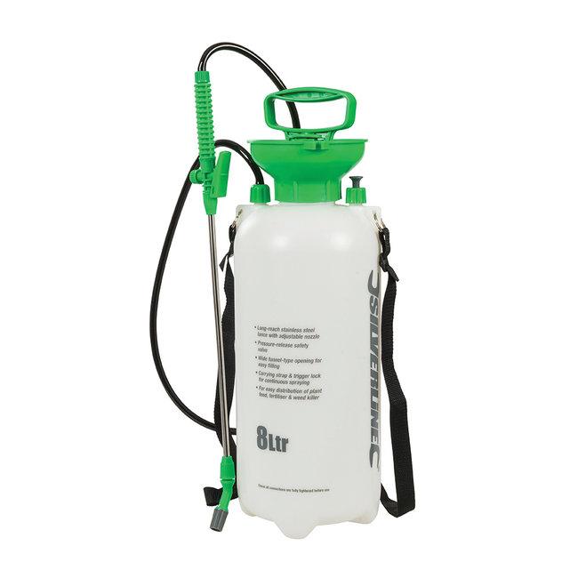 Silverline Drukspuit, 8 liter