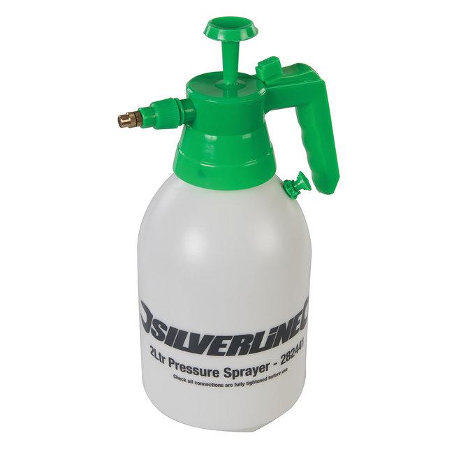 Silverline Drukspuit, 2 liter