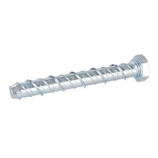 Fixman Beton bouten, 10 pak M12 x 100 mm