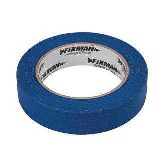Fixman UV bestendige afplaktape 25 mm x 50 m
