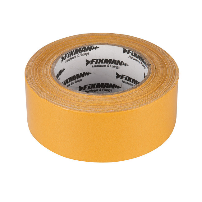Fixman Dubbelzijdige tape 50 mm x 33 m