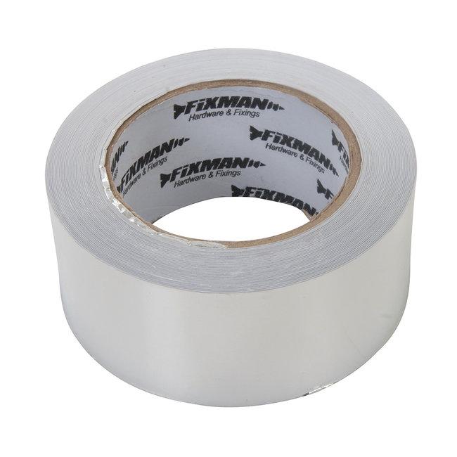 Fixman Aluminium tape 50 mm x 45 m